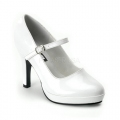 CONTESSA-50 White Patent