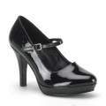 CONTESSA-50X Black Patent
