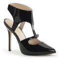 AMUSE-19 Black Patent