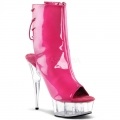 DELIGHT-1018 Fuchsia Patent/Clear