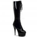 DELIGHT-2023 Black Patent