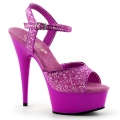 DELIGHT-609UVG Neon Purple/Purple