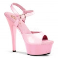 KISS-209 Baby Pink Patent/Baby Pink
