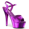 KISS-209 Purple Metallic PU/Purple Chrome