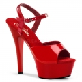 KISS-209 Red Patent/Red