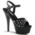 KISS-209ST Black PU/Black